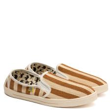 Slip-on COOPER Etno, 9 (stripes beige)
