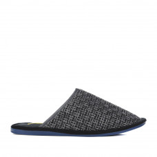 Home slippers TROIA, Gray