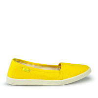 Espadrilles CANVAS, Yellow
