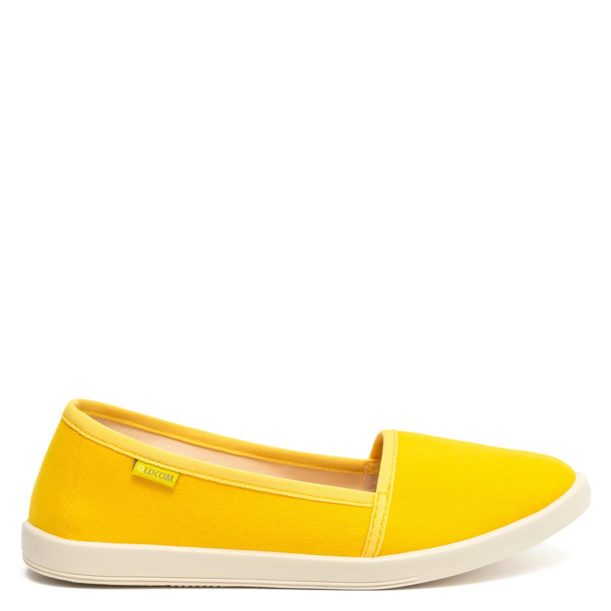 Espadrilles CANVAS, Yellow
