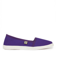 Espadrilles CANVAS, Purple
