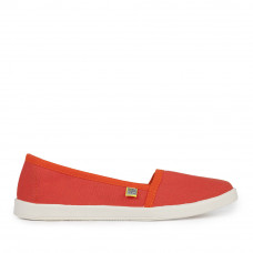 Espadrilles CANVAS, Orange