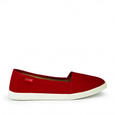 Espadrilles CANVAS, Red