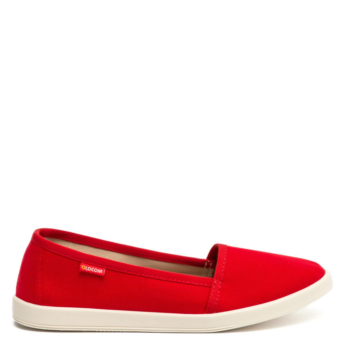 Espadrilles CANVAS, Red
