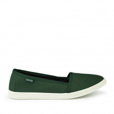 Espadrilles CANVAS, Green