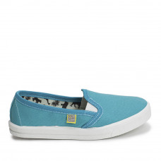 Slip-on COOPER, Turquoise
