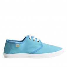 Short DERBY Sneakers, Turquoise