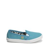 Kid's Slip-on COOPER, Turquoise