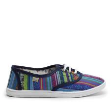 Sneakers OXFORD Etno, BLUE