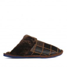 Home slippers 7, Brown