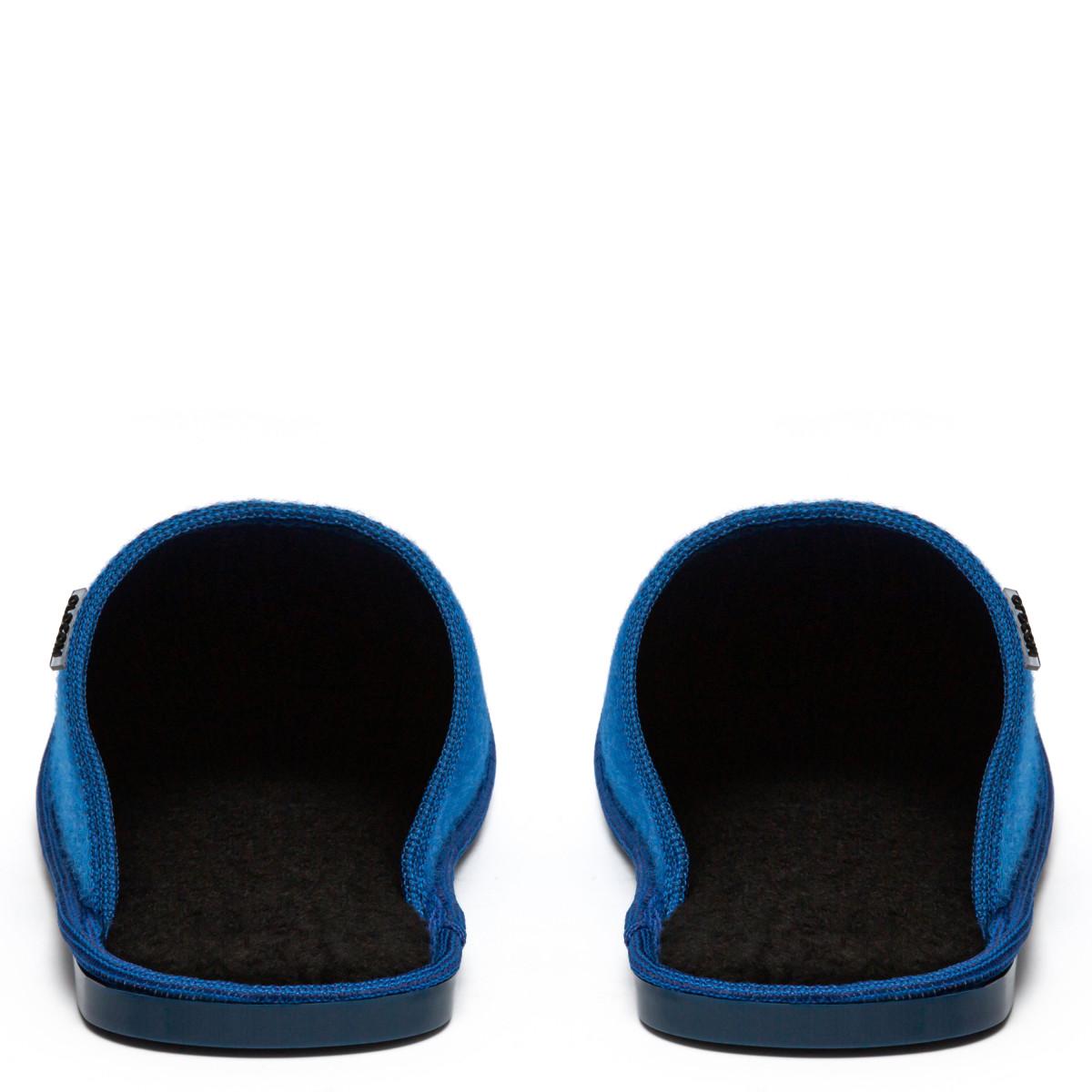 Men's Home slippers RELAX, Blue