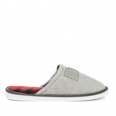 Home slippers LUX HOME, Gray