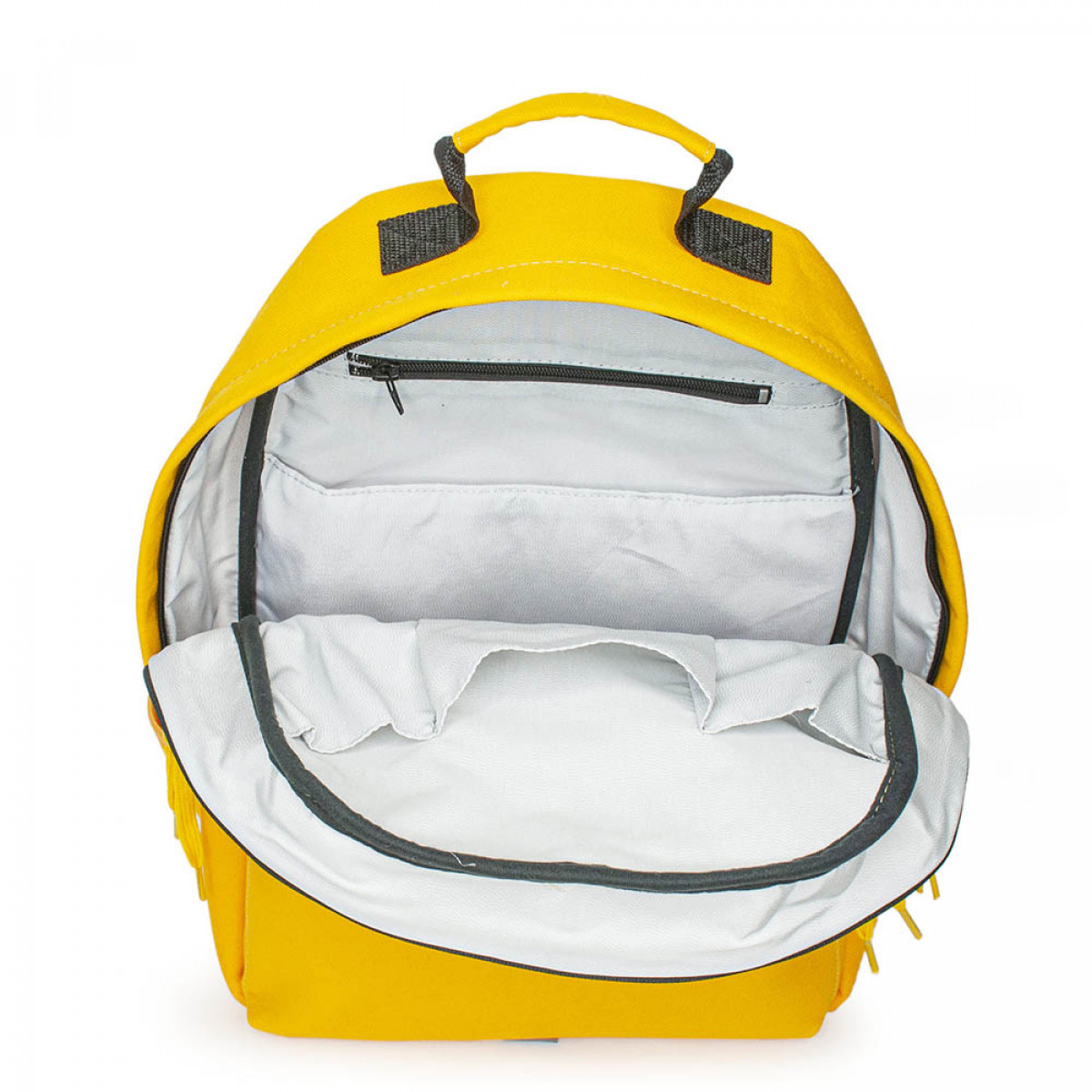 Backpack TRAVEL, Yellow