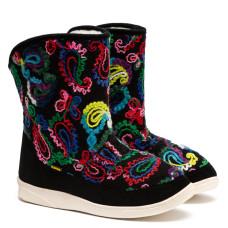 Women's Boots ALASKA, Rainbow