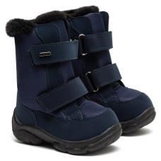 Kid's Boots ALASKA, Navy