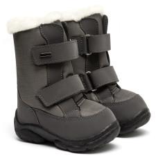 Kid's Boots ALASKA, Gray