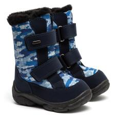 Kid's Boots ALASKA, Navy Military