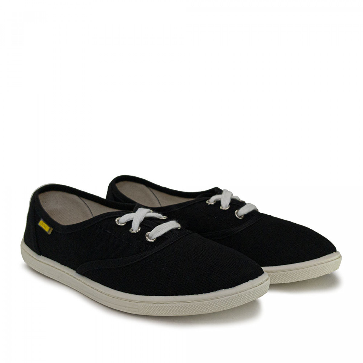 Sneakers OXFORD Canvas, Black