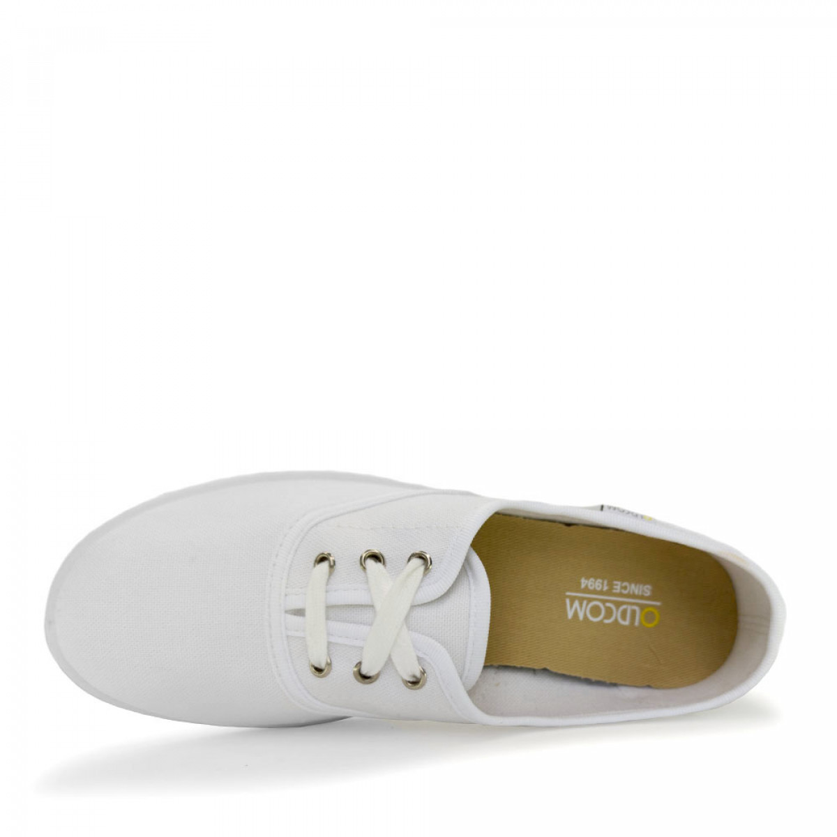 Sneakers OXFORD Canvas, White