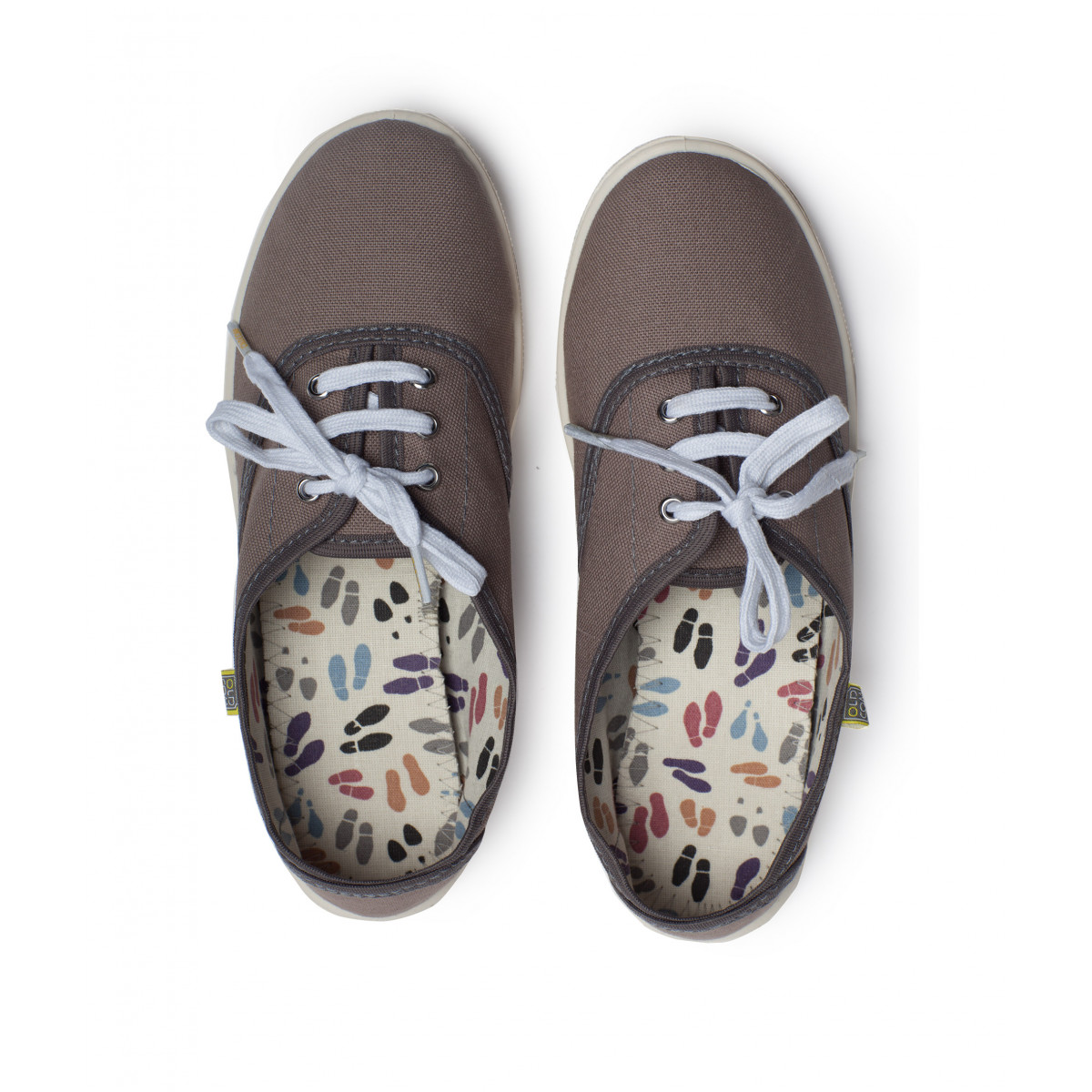 Sneakers OXFORD Canvas, Gray