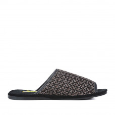 Opentoe Home slippers TROIA, Brown