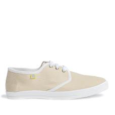 DERBY Sneakers Linen, Beige