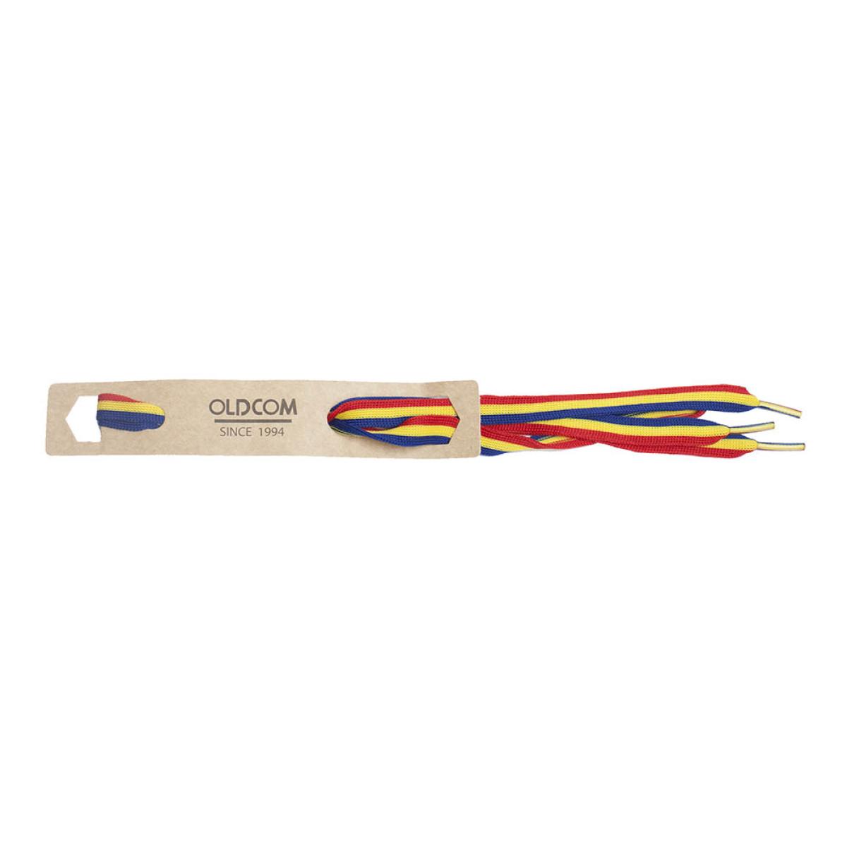 Shoelaces 65 cm, Tricolor