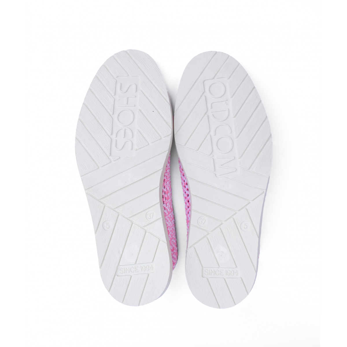 Slip-on SUMMER, Pink