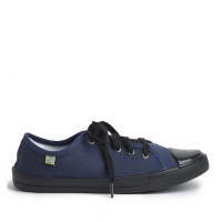 Sneakers Classic Adult's (Black Sole), Blue