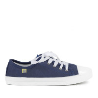 Sneakers Classic Adult's (White Sole), Blue