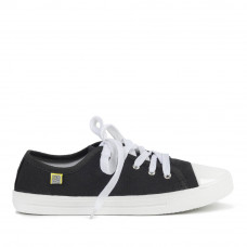 Sneakers Classic Adult's (White Sole), Black