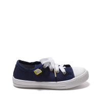 Kid's Sneakers CLASSIC (White Sole), Blue