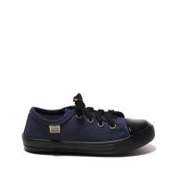 Kid's Sneakers CLASSIC (Black Sole), Blue