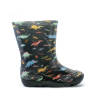 Kid's Wellies CARTOON, Dino