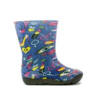 Kid's Wellies CARTOON, Pretty