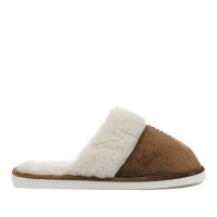 Men's Home slippers COMFY, brown
