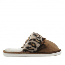 Women's Home slippers COMFY, Brown