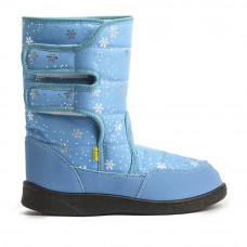 Boots AURORA, Turquoise