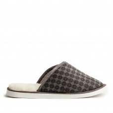 Men's Home slippers WARMY, Gray