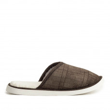 Men's Home slippers WARMY, Brown