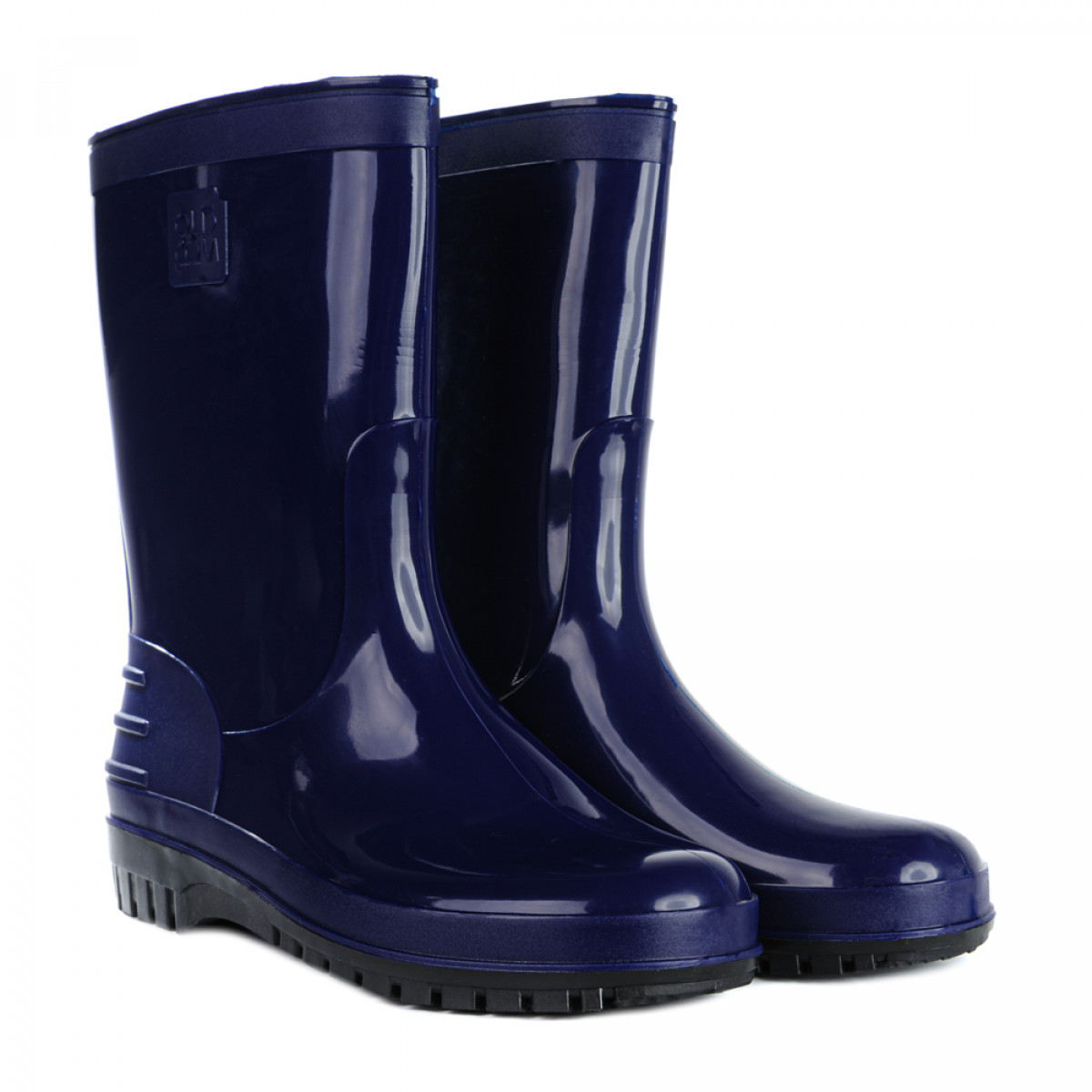 Women's Short Wellies CLASSIC, Navy