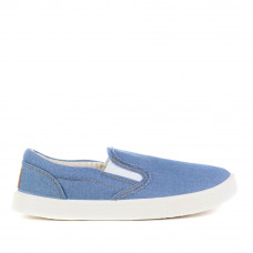 Slip-on BOSTON, light blue