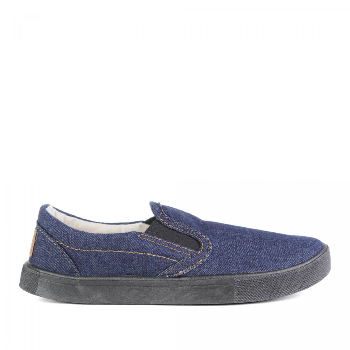 Slip-on BOSTON, Dark blue