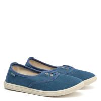 Slip-on SARAH Denim, light blue