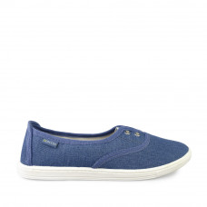 Slip-on SARAH Denim, light blue