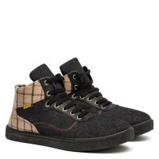 Sneakers LONDON, Black / Beige