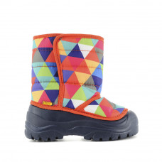 Boots FROZZY, Red Triangle