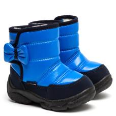 Boots LILA, Blue