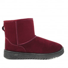 Boots DAKOTA, Burgundy