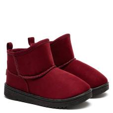 Boots BROOK, Burgundy